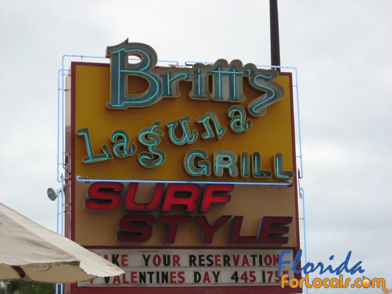 Britts Laguna Grill